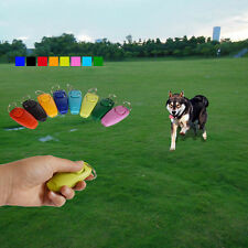 Dog Clicker & Whistle Training Obedience Pet training click & whistle With Guide