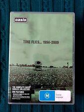 TIME FLIES...1994-2009 – DVD - REGION-ALL, LIKE NEW, FREE POST IN AUSTRALIA