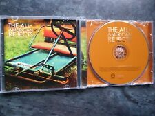 THE ALL AMERICAN REJECTS CD ALBUM EXC