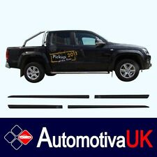 Volkswagen VW Amarok Rubbing Strips | Door Protectors | Side Mouldings Kit