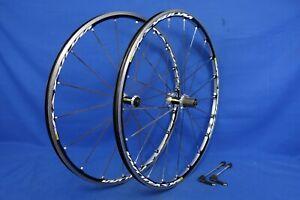 Mavic Ksyrium Elite S 700c Clincher Rim Brake Road Wheelset - Shimano 11 Speed