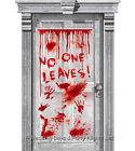 5ft Blood Splattered Wall / Door Banner Halloween Scene Setter Party Decorations