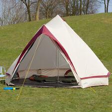 skandika Comanche Tipi Wigwan Tenda campeggio 8 persone Altezza 2,5 m nuova