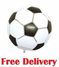 Inflatable Blow Up Football.36 cm.Beachball,pool party,swimming,paddling pool.