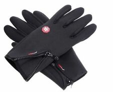 Unisex Adults Nylon Cycling Gloves & Mitts