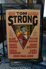Tom Strong Volume 4 America's Best Comics Hardcover NEW SEALED Alan Moore RARE