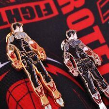 Marvel The Avenger Captain America Ironman Soft Enamel Brooch Pin Limit N