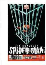 Superior SPIDER-MAN #11 signed by Giuseppe Camuncoli