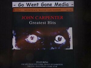 JOHN CARPENTER - Greatest Hits - CD Varese Rec. 1993 - 13 Tracks