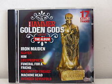 CD ALBUM Compil METAL HAMMER Golden gods 2004 IRON MAIDEN / SLAYER ...