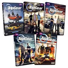 Top Gear USA Motoring TV Series Complete Seasons 1-5 (1 2 3 4 5) DVD BUNDLE SET