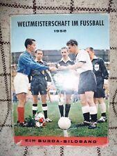 Weltmeisterschaft im Fußball 1958 deutsche Geschichte Sport Sportler Hobby
