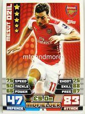 Match Attax 2014/15 Premier League - #011 Mesut Özil - Arsenal