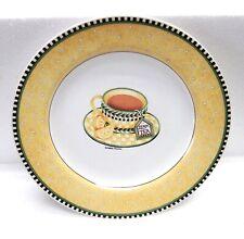 Sakura Debbie Mumm Sunny Country Kitchen plate
