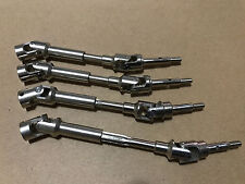 Hardened Steel Driveshafts CVD Kit For Traxxas Stampede VXL 4x4