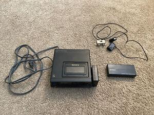 Sony EV-C8U Video 8 Cassette Recorder Player Deck & RFU-80OUC RFU Adaptor