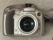Canon Powershot S2 IS 5MP Digital Camera 12x Zoom Flip Out Screen