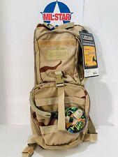 Camelbak Ambush Military Hydration Pack 100oz/3L - Desert Tan Tactical Backpack