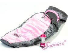 "Coleman® Sleeping Bag and Lantern Set 18"" American Girl Doll"
