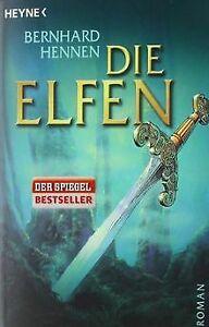 Die Elfen. von Bernhard Hennen, James Sullivan   Buch   Zustand gut