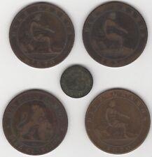 Colección De Monedas España 1870 CENTIMOS *** *** Coleccionistas (SP5)