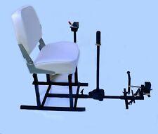 Taildragger Piper Cub Airplane plane flight Simulator controls,  Pedals sim seat