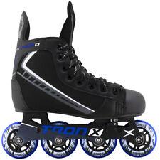 TronX Adjustable Youth and Junior Inline Roller Outdoor Indoor Hockey Skates