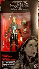 Star Wars Black Series Jaina Solo Legends #56 Mandalorian Cara Dune