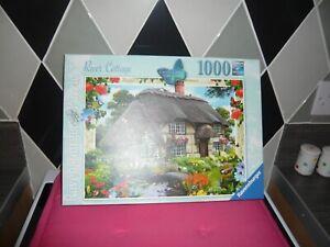 1000 piece jigsaw puzzle ravensburger  river cottage