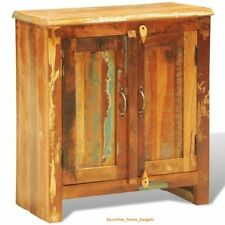 60cm-80cm Height Solid Wood Storage Cabinets