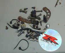 1996 SRAD GSXR 750 misc nuts bolts brackets & parts 97 98 99 gsxr750 gixxer