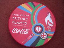 Coca Cola Future Flame Londres 2012 Jeux Olympiques flamme battre tambour