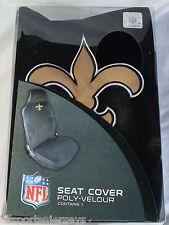 NFL NIB CAR SEAT COVER BY FREMONT DIE - NEW ORLEANS SAINTS