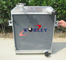 ALUMINUM RADIATOR FOR JAGUAR MARK 2 MK2 MK II DAIMLER 2.5 V8; V8-250 MT 62-67