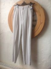 🌼***new*** Debenhams Classic Size 10(38)/small 12 Natural Beige Trousers🌼