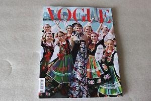 Vogue Polska - Vogue POLAND 08/2018 - MONIKA 'JAC' JAGACIAK - NEW MAGAZINE