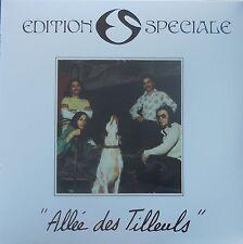EDITION SPECIALE allee des tilleuls LP NEU OVP / Sealed