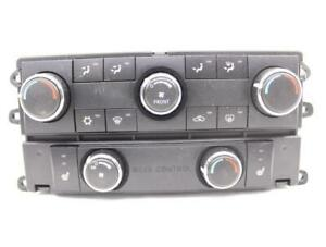 FRONT TEMPERATURE CONTROLS Town & Country Caravan 08 09 10 55111804AE 983175