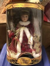 Genuine Fine Bisque Porcelain Doll - Collectors Choice -limited Edition