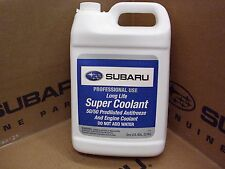 Genuine OEM Subaru Super Long Life Coolant 2009 and Newer 1 Gallon (SOA868V9270)