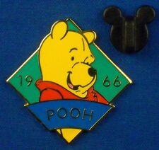 Winnie the Pooh Countdown to the Millennium #93 1966 Disney Pin # 398