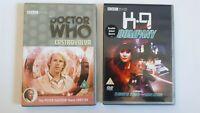 DR WHO: Castrovalva + K9 and Company - 2 BBC DVD