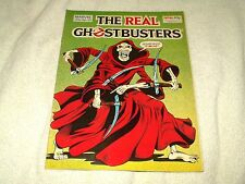 The Real Ghosbusters Comic Issue 46 April 1989