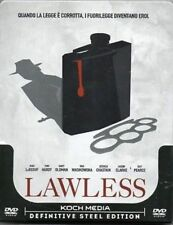 Dvd LAWLESS LTD - (2012) (Ltd Steelbook) ......NUOVO