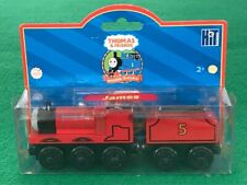 NEW JAMES & TENDER (2006) for Thomas and Friends Wooden Railway & BRIO TRAIN SET