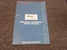 Toyota 7fgcu15 7fgcu18 Amp 7fgcsu20 Forklift Lift Truck Parts Catalog Manual