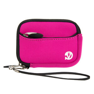 Mini Compact Digital Camera Sleeve Pouch Case Carrying Bag For Sony RX0 II/ HX99