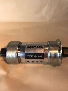 68 X 110 Miche Team Cartridge Bottom Bracket JIS  English iso square taper
