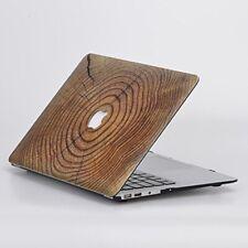 """BELK MacBook AIR 13""""/13,3 cm 2in1 Ultra-Slim Hard Case Schutzhülle Holzstruktur"""