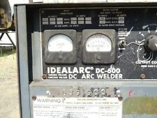 Lincoln Idealarc Dc Multiprocess Welder Power Source 230440v Dc 600